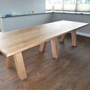 Eettafel 3 meter lang